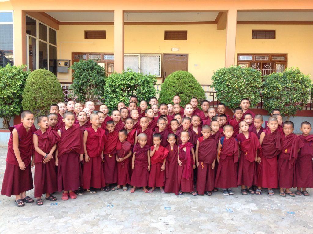 Mönche Patenschaften Tibet.de