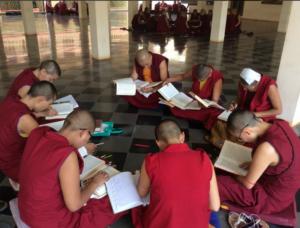 Nonnen Studium Tibet.de