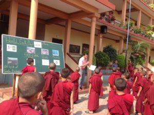 Recycling Umweltschutz Kloster Tibet.de