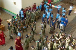 Nonnen Wissenschaft Tibet.de