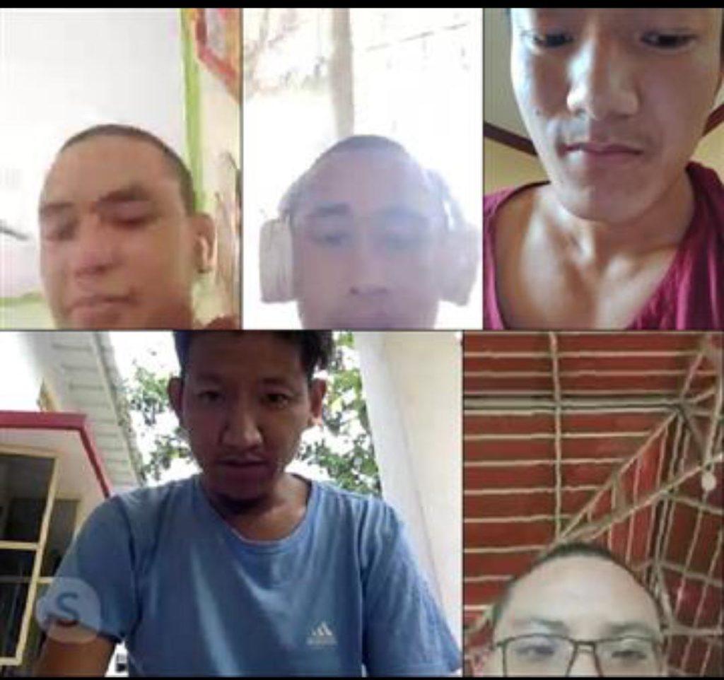 Tibet.de Mönche Online Schooling