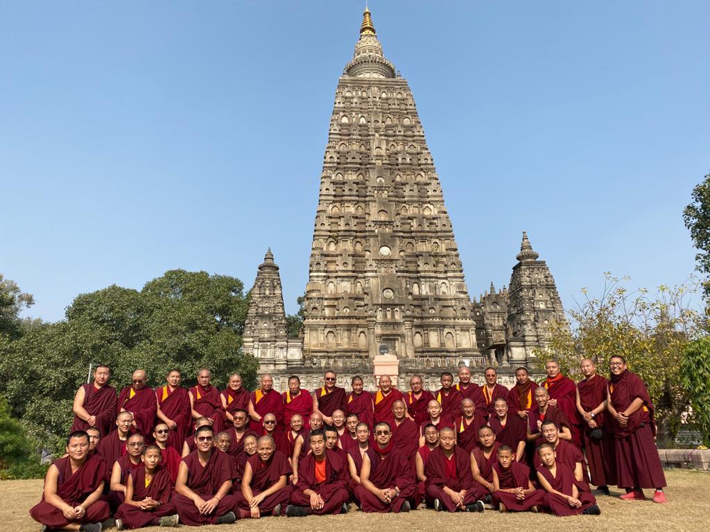 Tibet.de Patenschaften Mönche