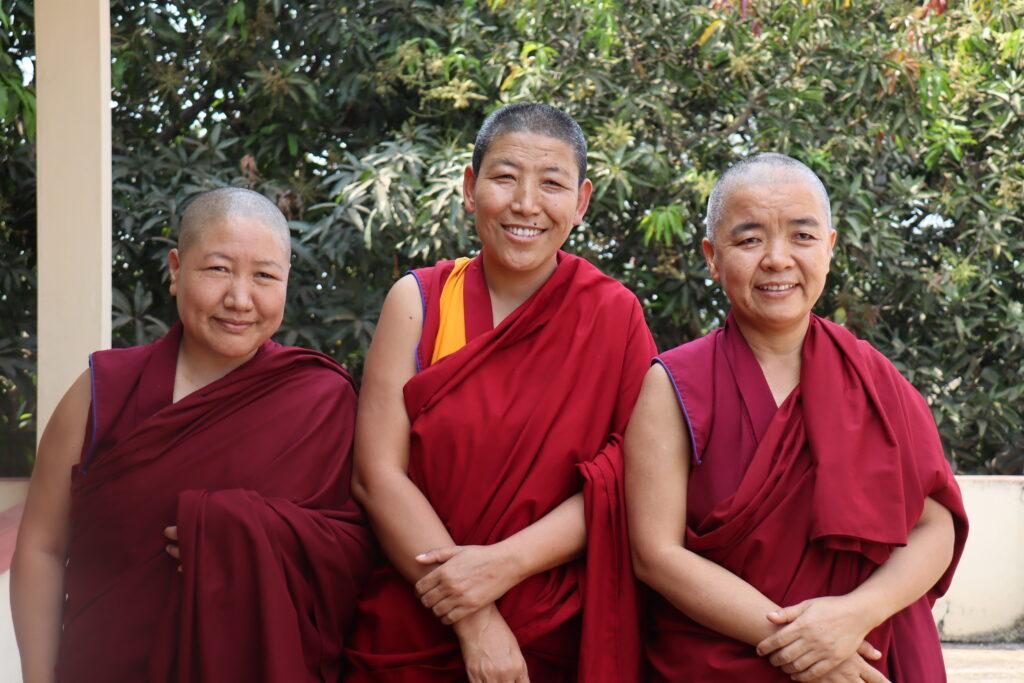Tibet.de Nonnen Patenschaften